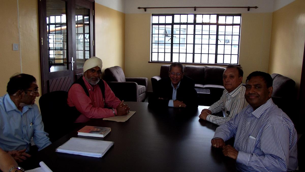 Prof Anil Kumar Visit