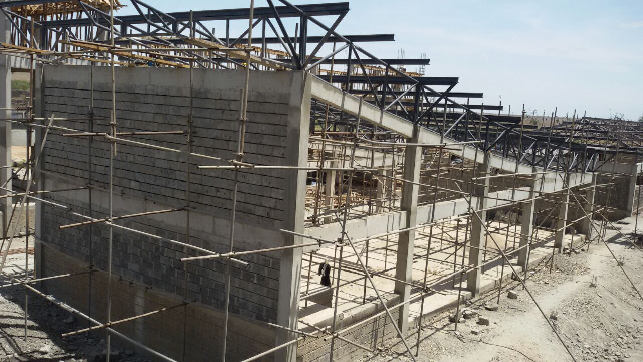 Secondary School Construction Progress