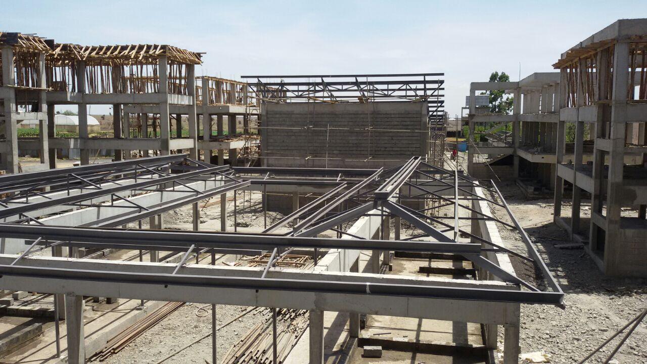 Secondary School Construction Progress