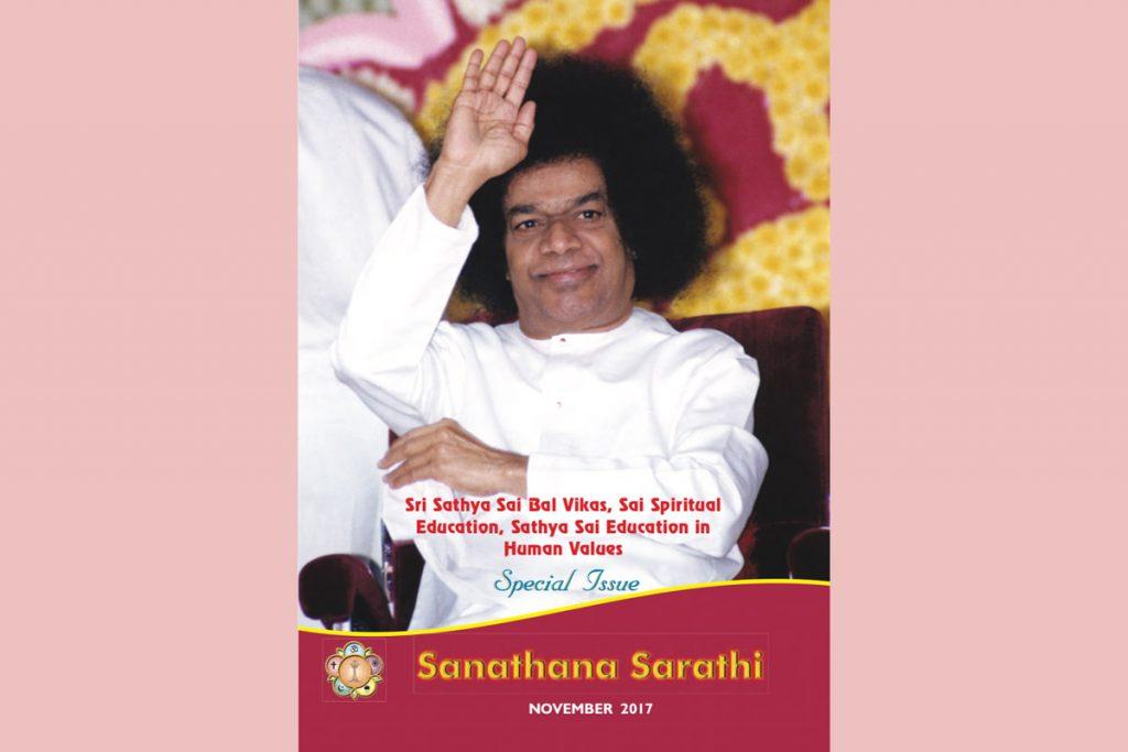 Sanathan Sarathi - Nov 2017 Issue