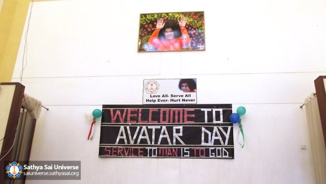 Avatar Day - 2017 - Serving Villagers