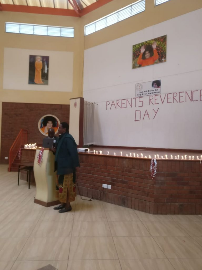 Parents Reverence Day